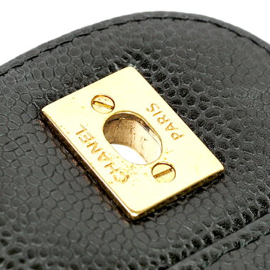 【中古】【美品】シャネル30WチェーンショルダーWフラップゴールド金具デカマトラッセマトラッセA58600【ショルダーバッグ】
