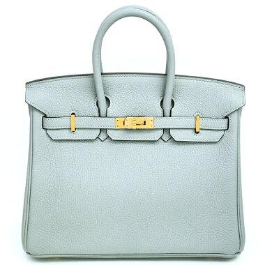[Used] [almost new] Hermes 25 gold metal fittings Birkin [handbag]