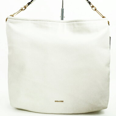[Used] [Good Condition] Coach Hobo 2WAY Shoulder Bag Gold Hardware Madison 27858 [Handbag]