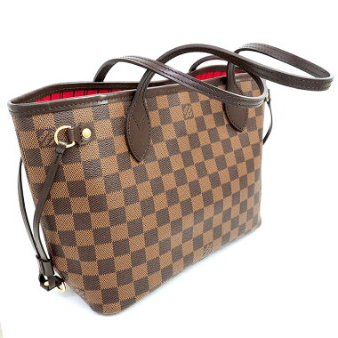 [Used] [Good Condition] Louis Vuitton Neverfull PM Old Damier N51109 [Tote Bag]