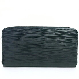 【価格見直し値下げ】ルイヴィトン 長財布 ジッピー・ウォレット 旧型 エピ M60072 ノワール ブラック ブランド LOUIS VUITTON 送料無料 中古