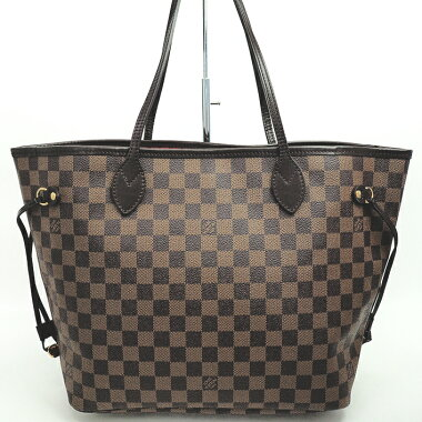 [Used] [Good Condition] Louis Vuitton Neverfull MM Old Damier N51105 [Tote Bag]