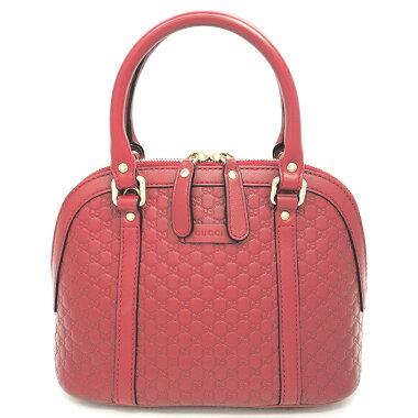 [Used] [Good Condition] Gucci GG Pattern Mini Bag 2WAY Shoulder Gold Hardware Micro Gucci Shima 449654/520981 [Handbag]