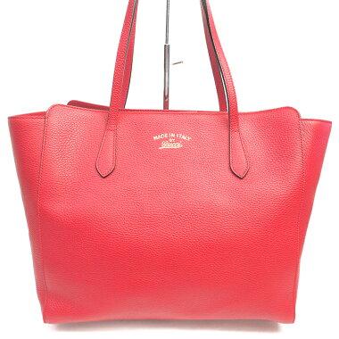 [Used] [Unused / New] Gucci Swing Tote Large Shoulder Interlocking G354397 / 204991 [Shoulder Bag]