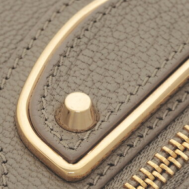 [New arrival product] [Used] [Almost new] Balenciaga metallic edge round fastener studs gold metal fittings classic 390187, 2901, B, 568148 [long wallet]