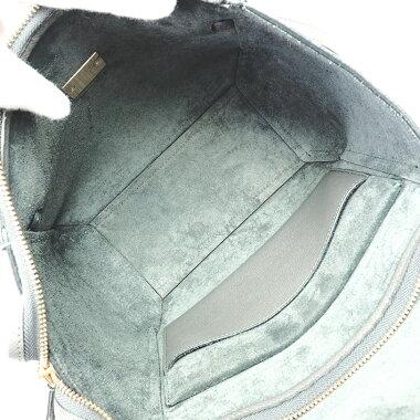 [Published on GOODA] [New stock] [Pre-owned] [Beautiful goods] Celine micro 2WAY shoulder bag mat gold metal belt bag 180153 [handbag]