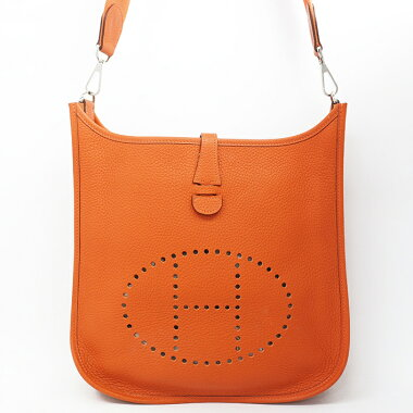 Hermes 1PM Silver Hardware Evelyn [Shoulder Bag] [Beauty]