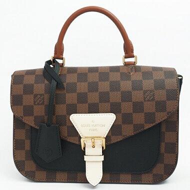 Louis Vuitton Beaumarche Damier N40146 [Handbag] [Good Condition]