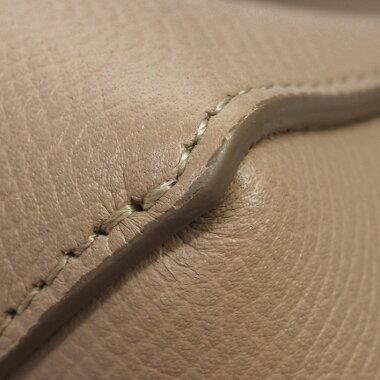 [Beauty] Celine Mini Gold Metal Fittings Belt Bag 189103 [Handbag]