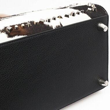 [Good Condition] Christian Louboutin Studs 2WAY Shoulder Bag Paloma [Tote Bag]