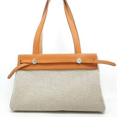 [Beauty] Hermes Kabas PM Ale Bag [Shoulder Bag]