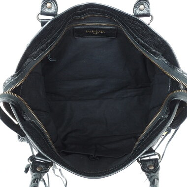 【美品】バレンシアガグラフィティペイントシティ505550【ハンドバッグ】
