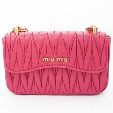 How to spot fake MIU MIU bag