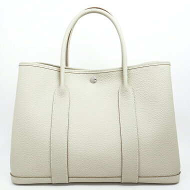[Beauty] Hermes PM Silver Hardware Garden Party Ladies [Tote Bag]