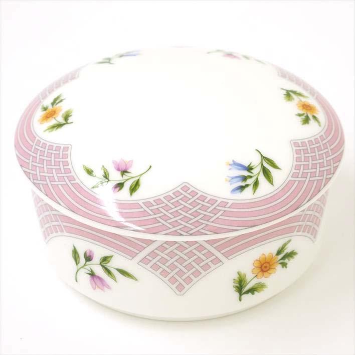Tiffany & Co. ティファニー BOUQUET ブーケ ボンボニエール シュガーポット【中古】食器