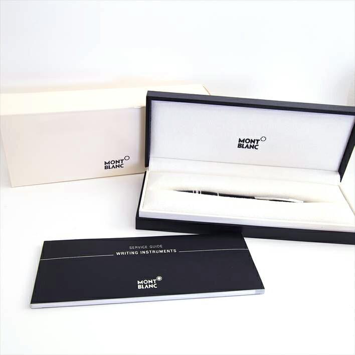 モンブラン MONTBLANC スターウォーカー レジンライン ボールペン ブラック MB8486 【中古】 ギフト プレゼント