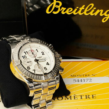 Breitling BREITLING Avenger Wrist Watch Used
