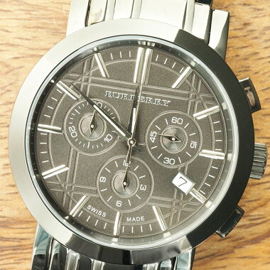 Burberry Burberry Heritage Chronograph Watch Used