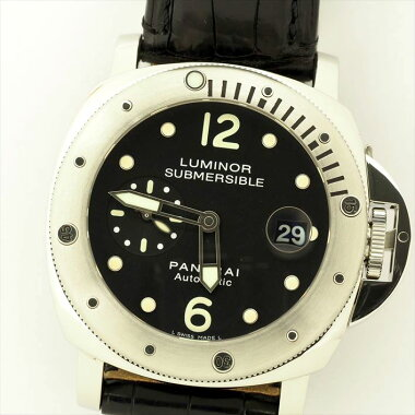 PANERAI Panerai Luminor Submersible Watch Used