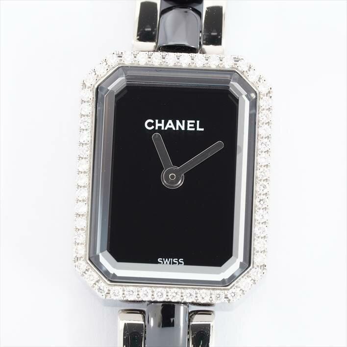 CHANEL シャネル プルミエール ミニ H2163【中古】レディース 腕時計