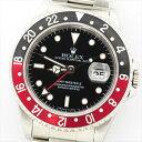 【オーバーホール・新品仕上げ済み】ROLEX ロレックス GMTマスターII 16710 U394859(1997年製造) 【中古】 腕時計