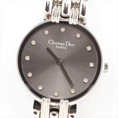 ChristianDior Dior Bagira BD5465 Watch [Used]