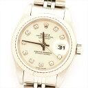 【新品仕上げ済み】ROLEX ロレックス デイトジャスト 79174G K879658(2001年製造) 【中古】 腕時計