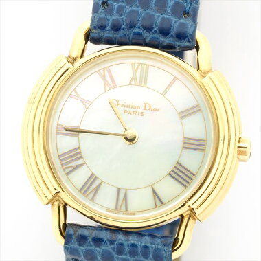 ChristianDior Dior Model Depose 58.121.2 Shell 3588 [Pre] watch