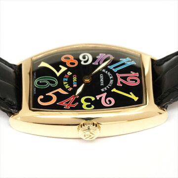 FRANCKMULLERフランクミュラーカラードリームズ7502QZ【新品仕上げ済み・中古】腕時計