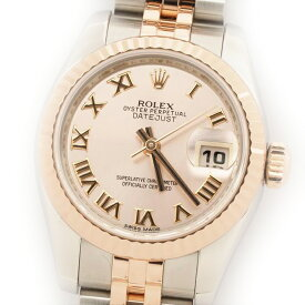 [Carefully selected products] [Used] [Overhaul new finish] ROLEX Rolex Datejust 179171 Ladies [Watch] Gift Present Gift Present