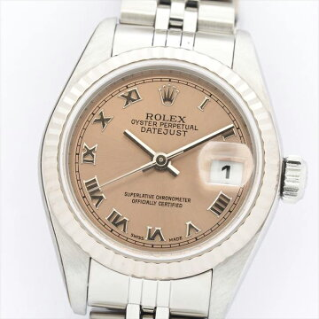 【Overhaul · New finish finished】 ROLEX Rolex Datejust 79174 【Used】 Ladies Watch