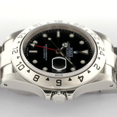 Rolex Explorer IIRef.16570 Men's ROLEX EXPLORER II [Second hand] [Watch]