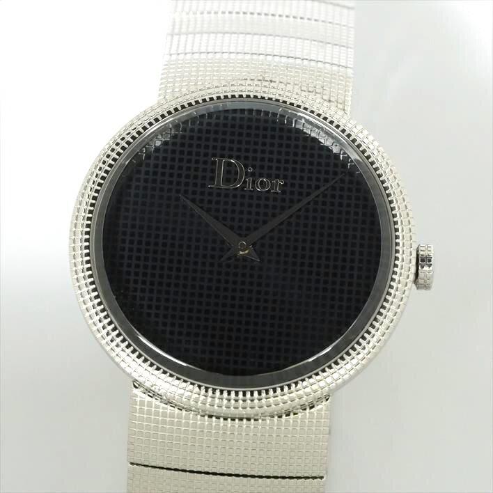 ディオール ラディドゥディオール Ref. CD042110 男女兼用 Dior La D de Dior【中古】【腕時計】 ギフト プレゼント