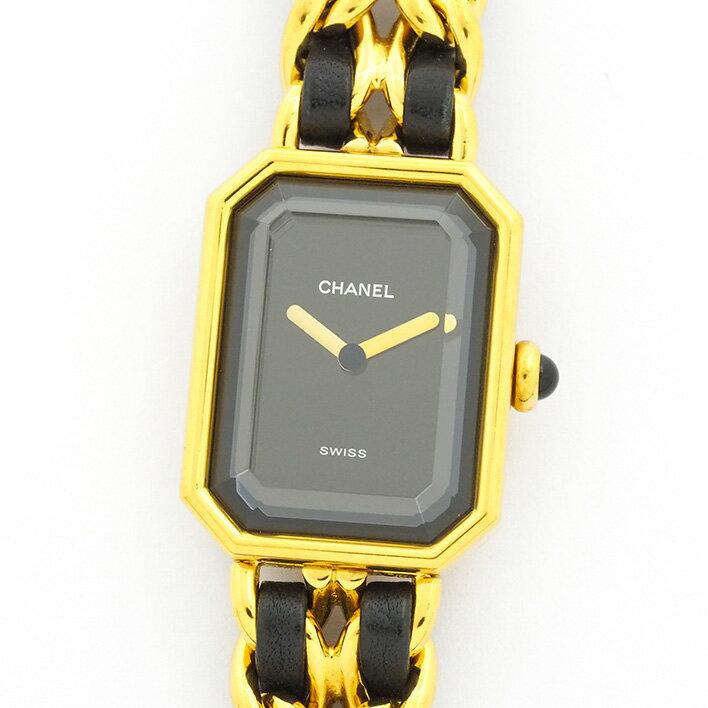 【オーバーホール済み】CHANEL シャネル プルミエール M H0001-M【中古】レディース 腕時計