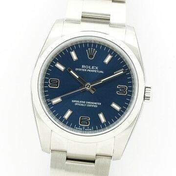 【新 古 品】 ROLEX Rolex Oyster Perpetual 114200 【Used】 Men's Watch