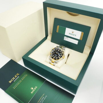 [Newly finished] ROLEX Rolex submariner 116613LN [pre] mens watches