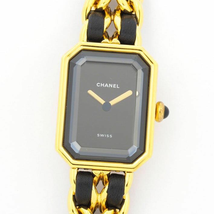 シャネル プルミエール M Ref. 4 83011002 レディース CHANEL Premiere M【中古】【腕時計】 ギフト プレゼント