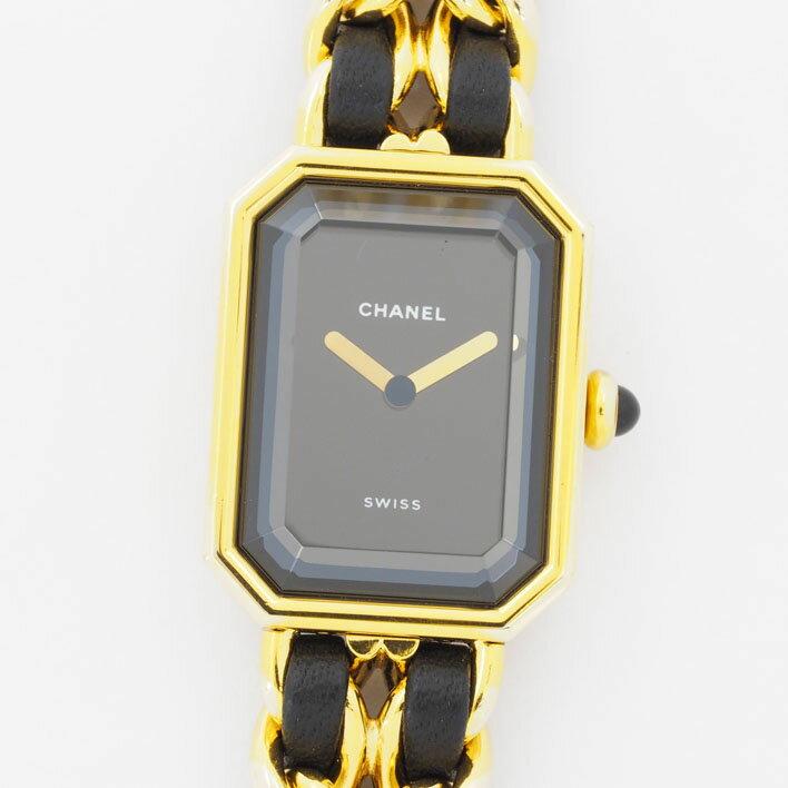 シャネル プルミエール L レディース CHANEL Premiere L【中古】【腕時計】 ギフト プレゼント