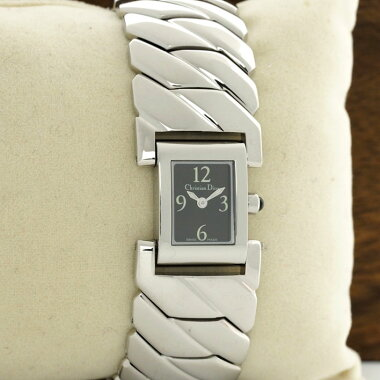 Dior Dior Art Deco D72-100 [Used] Ladies Watch