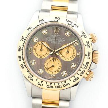 【新品仕上げ済み】ROLEXロレックスデイトナ116503G【中古】メンズ腕時計