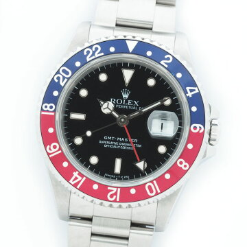 [Overhaul · finished new finish] ROLEX Rolex GMT Master I 16700 [pre] men's watch