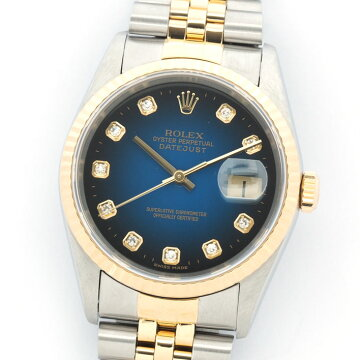 [Overhaul · finished new finish] ROLEX Rolex Datejust 16233 [pre] mens watches