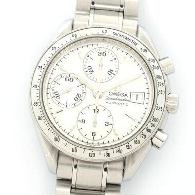 【オーバーホール・新品仕上げ済み】OMEGAオメガスピードマスターデイト3513.50(35135000)【中古】メンズ腕時計