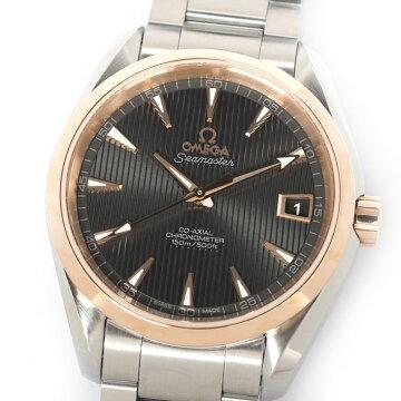 【Overhaul · Newly finished】 OMEGA Omega Seamaster Aqua Terra Co-Axial 231.20.39.21.06.003 (23120392106003) 【Used】 Mens Watches
