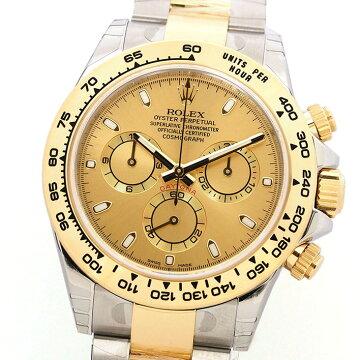 【新古品】ロレックスデイトナRef.116503メンズROLEXDAYTONA【中古】【腕時計】