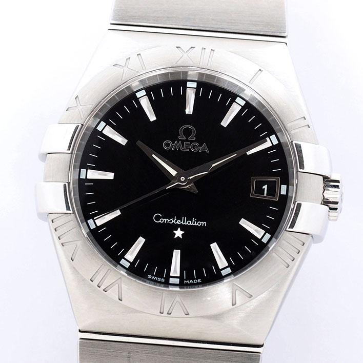 オメガ コンステレーション Ref. 12310356001001 男女兼用 OMEGA CONSTELLATION【中古】【腕時計】