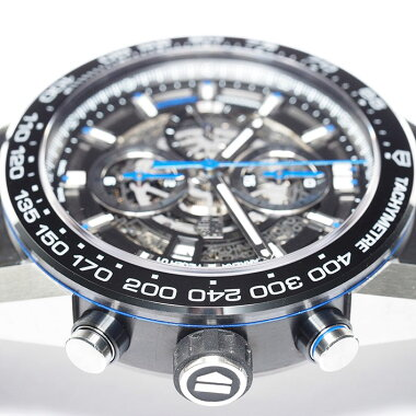 TAG Heuer Carrera Heier 01 Chrono Ref. CAR 2 A 1 TFT 6052 Men's TAGHeuerCARRERAHEUER 01 CHRONO [pre] [Watch]
