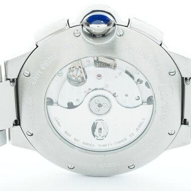 Cartier Baron Blue Chronograph Ref. W6920052 Men's CartierBALLONBLEUCHRONOGRAPH [pre] [Watch]