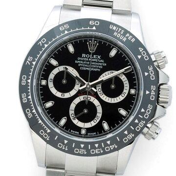 【新古品】ロレックスコスモグラフデイトナRef.116500LNメンズROLEXCOSMOGRAPHDAYTONA【中古】【腕時計】