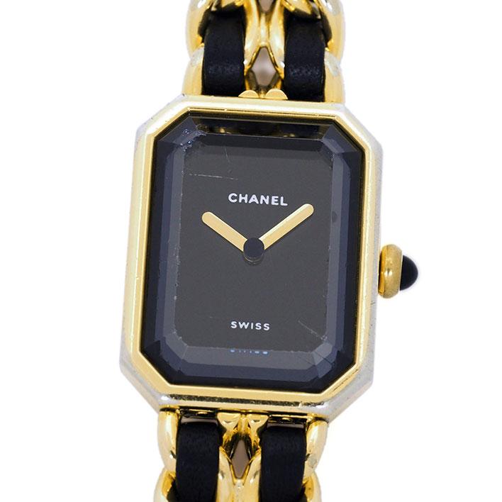 シャネル プルミエール XL Ref. 483011004 レディース CHANEL Premiere XL【中古】【腕時計】